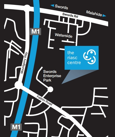 Directions to The Riasc Centre
